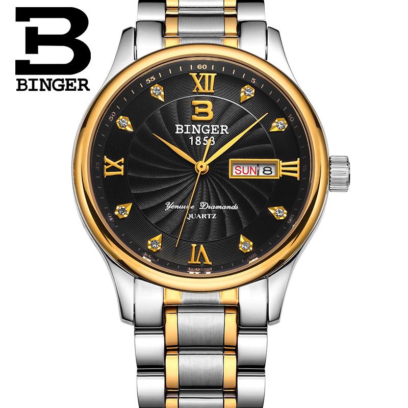 Đồng hồ Binger